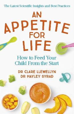 Baby Food Matters by Dr Clare Llewellyn