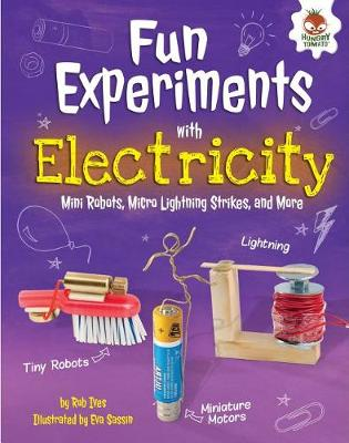 Fun Experiments with Electricity by Rob Ives