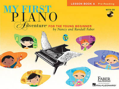 Piano Adventures by Nancy Faber