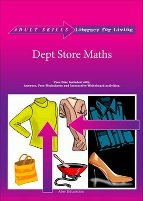 Department Store Maths book