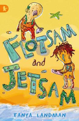 Flotsam And Jetsam by Landman Tanya