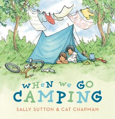 When We Go Camping by Sally Sutton
