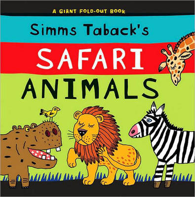 Simms Taback Safari Animals book