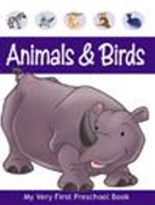 Animals and Birds book