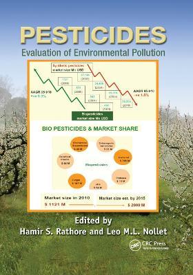 Pesticides: Evaluation of Environmental Pollution by Hamir S. Rathore