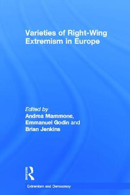 Varieties of Right-Wing Extremism in Europe book