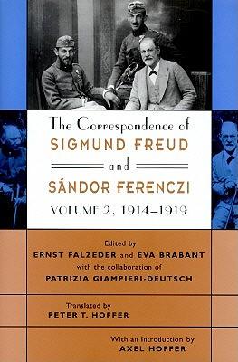 Correspondence of Sigmund Freud and Sandor Ferenczi book