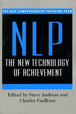 Nlp: the New Technology of Achievement book