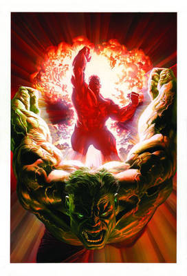 Hulk: Hulk No More by Jeph Loeb