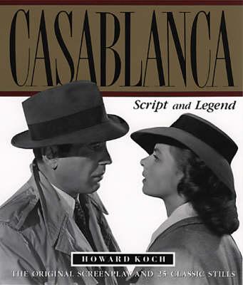 Casablanca book