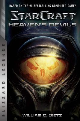 Starcraft II: Heaven's Devils by William C. Dietz