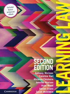 Learning Law by Anthony Marinac