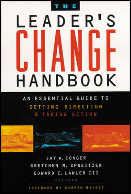 The Leader's Change Handbook by Jay A. Conger