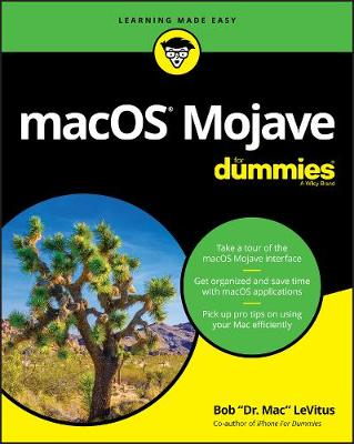 macOS Mojave For Dummies book