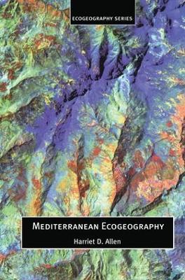 Mediterranean Ecogeography book