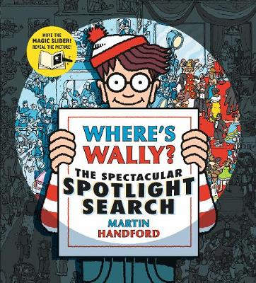 Where's Wally? The Spectacular Spotlight Search book
