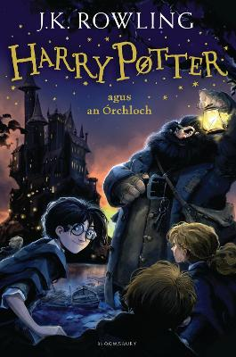 Harry Potter agus an Orchloch by J. K. Rowling