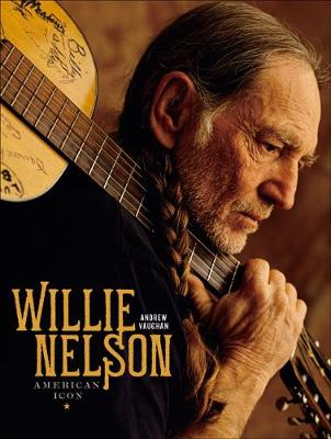 Willie Nelson by Andrew Vaughan