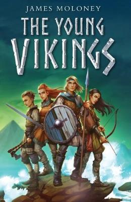 Young Vikings #1 by Moloney,James