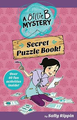 Secret Puzzle Book! by Sally Rippin