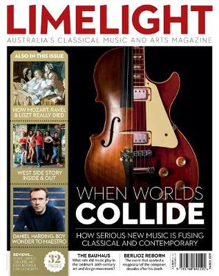 Limelight March 2019 book