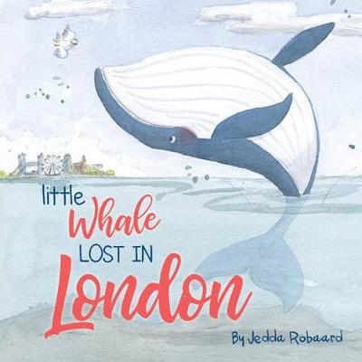 Little Whale Lost in London book