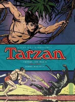 Tarzan by Don Garden