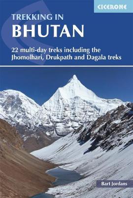 Trekking in Bhutan by Bart Jordans