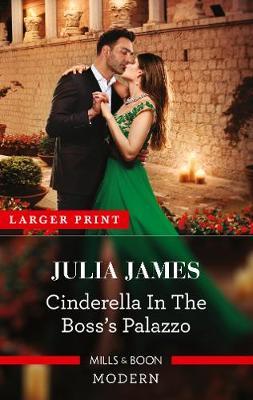 Cinderella in the Boss's Palazzo book