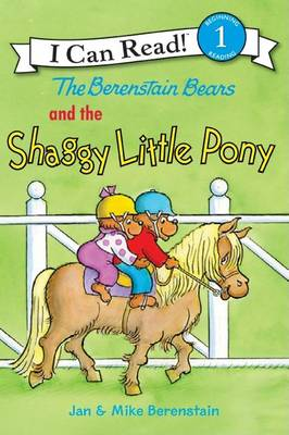 The Berenstain Bears and the Shaggy Little Pony by Jan Berenstain
