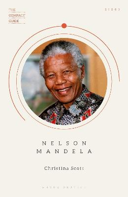 Nelson Mandela by Christina Scott