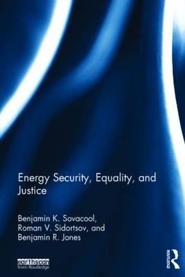 Energy Security, Equality and Justice book