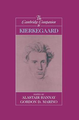 The Cambridge Companion to Kierkegaard by Alastair Hannay