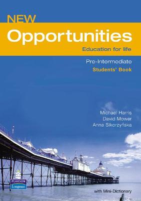Opportunities Global Pre-Intermediate by Michael Harris