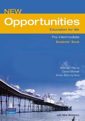 Opportunities Global Pre-Intermediate Opportunities Global Pre-Intermediate Students' Book NE Students' Book by David Mower