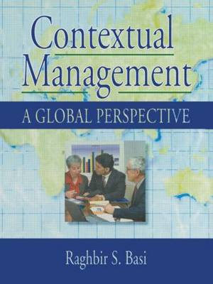 Contextual Management book