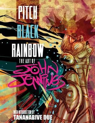 Pitch Black Rainbow by John Jennings