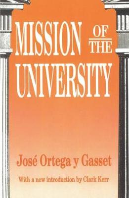 Mission of the University by Gerard Chaliand