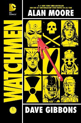Watchmen International Edition TP by ALAN MOORE