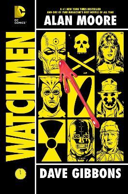 Watchmen International Edition TP book