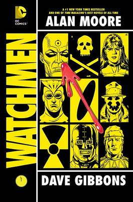 Watchmen International Edition TP by Dave Gibbons