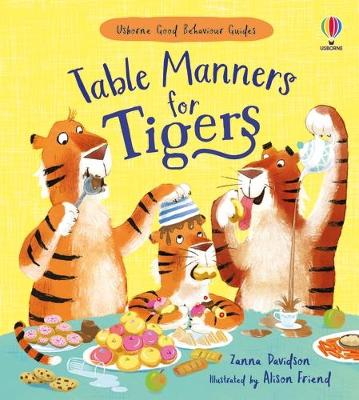 Table Manners for Tigers book
