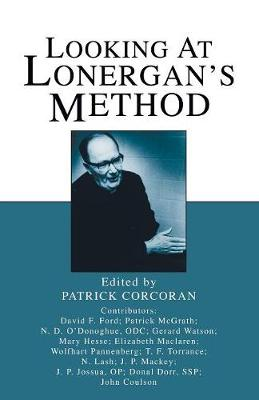 Looking at Lonergan's Method by Patrick Corcoran