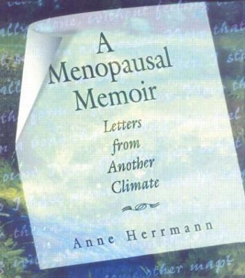 Menopausal Memoir book