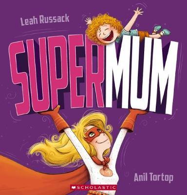 Supermum PB by Leah Russack