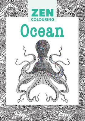 Zen Colouring - Ocean by GMC Editors