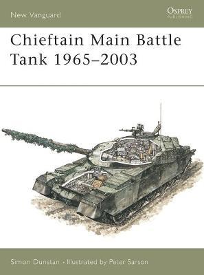 Chieftain Main Battle Tank 1965-2003 book