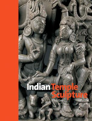 Indian Temple Sculpture by John Guy