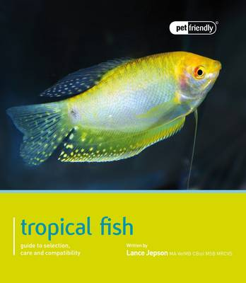 Tropical Fish - Pet Friendly by Lance Jepson