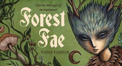Forest Fae Messages: Curious messages of enchantment book
